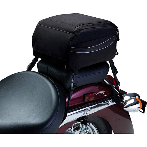 Classic Accessories Motorcycle Tail Storage Bag