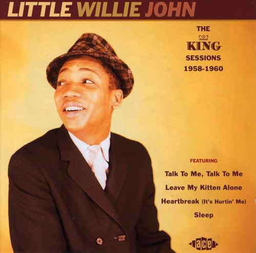 Little Willie John - King Sessions 1958-60 [CD]