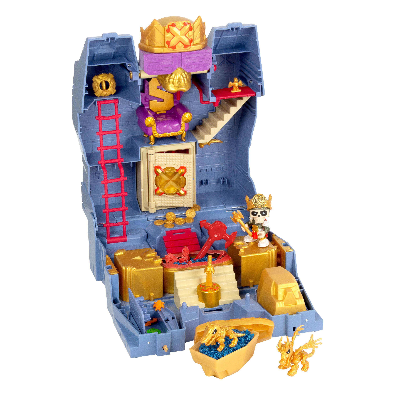 Treasure X King/'s Gold Treasure Tomb Series Pirate Toy Mystery Mini Figures Play