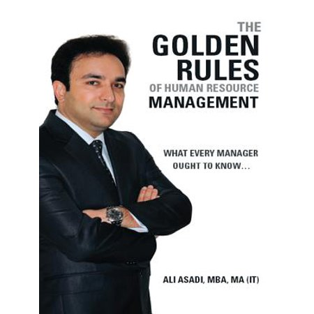 The Golden Rules of Human Resource Management - eBook (Halloween Resource Center Rubies)
