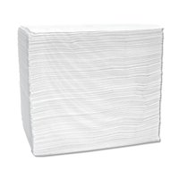 Signature Airlaid Dinner Napkins/Guest Hand Towels, 12 x 16 3/4, White, 500/CT