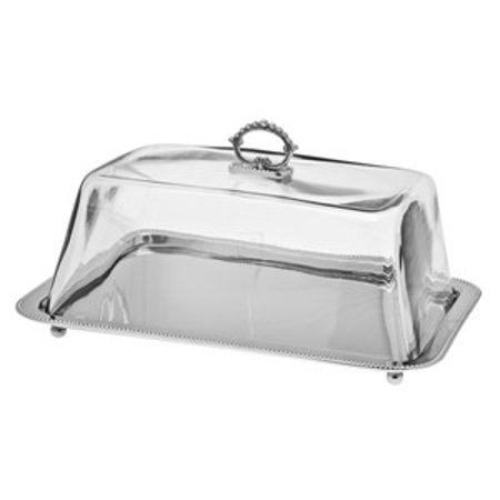 Rectangular Cake Stand With Lid