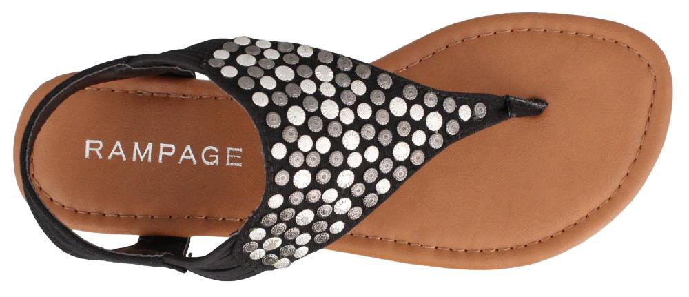 Women's Rampage, Prince Low Heel Sandal