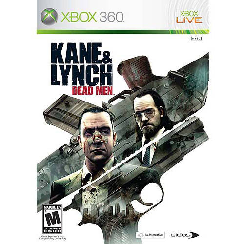 Kane And Lynch Dead Men (Xbox 360) - Pre-Owned