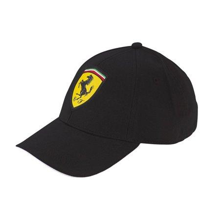 Scuderia Ferrari Black Classic Kids Adjustable 2018 Red - Scuderia Ferrari Cap