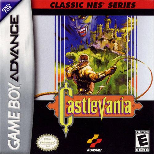 Nintendo Castlevania: NES Classics