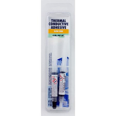 MG Chemicals 8329TCS-6ML Thermal Conductive Epoxy,Slow Cure