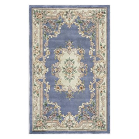 Aubusson Area - Rugs America New Aubusson 510 Indoor Area Rug