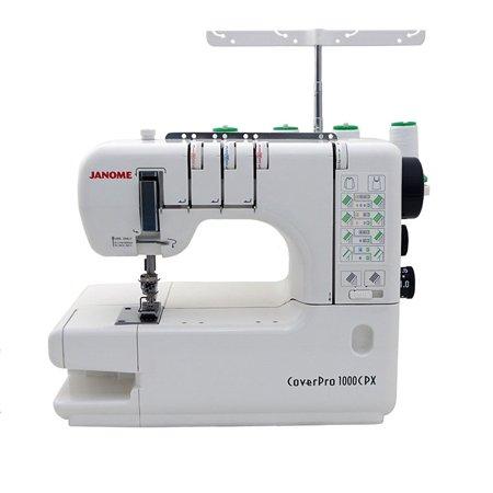 Janome Cover Pro 1000CPX Coverstitch Machine Bonus