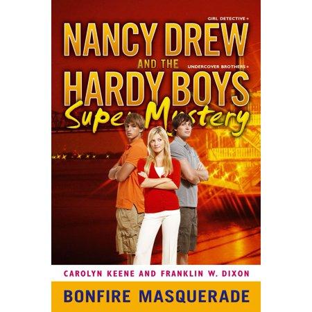 Bonfire Masquerade - Birthday Bonfire