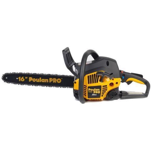 Brand New No.967196401 Poulan Pro 38cc Gas Chainsaw by