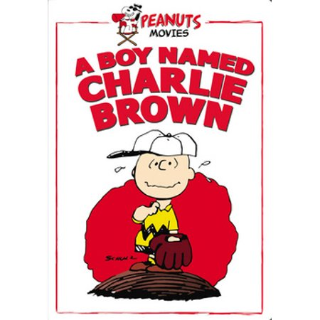A Boy Named Charlie Brown (DVD)