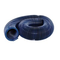 Valterra D04-0048 Quick Drain Standard RV Sewer Hose - 20' (Bagged)