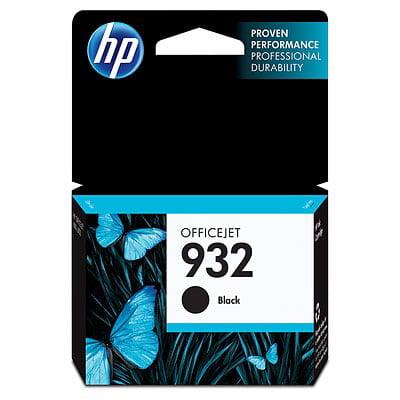 932 Series (HP 932 Black Original Ink Cartridge (CN057AN))