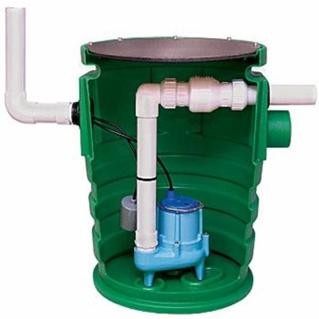 Little Giant 509082 Wastewater Collection & Removal System