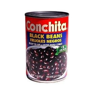 Conchita Black Beans RTE 15 OZ