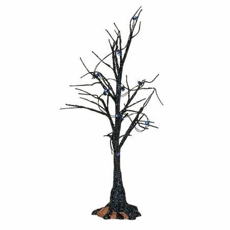 Black Locust Tree (Depart. 56 Halloween Village 4057623 Black Light Bare Branch Tree 2017 )