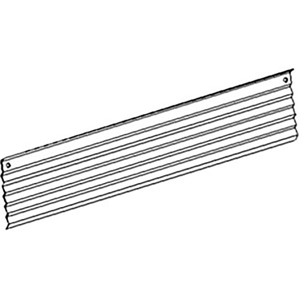 369673R1 New RH Front Side Shield Made to fit Case-IH