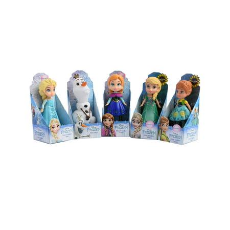 Disney Princess Mini Elsa Anna Olaf Frozen 3.5