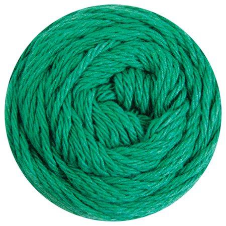 Mary Maxim Dishcloth Cotton Yarn - Leaf Green
