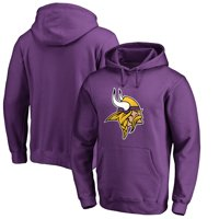 d1e09843afc Product Image Minnesota Vikings NFL Pro Line by Fanatics Branded Primary  Logo Hoodie - Purple