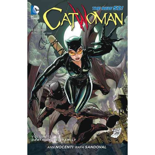 Catwoman 3: Death of the Family