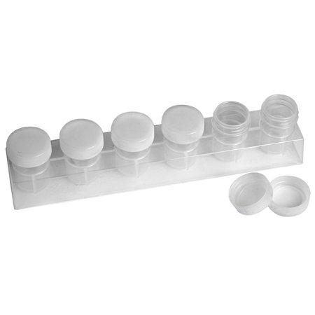 Sargent Art Six Jar Paint Storage Tray