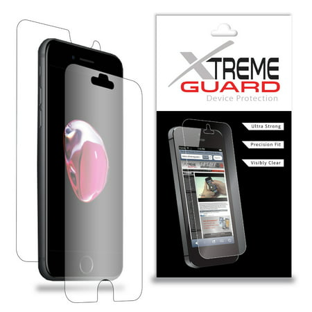 Premium XtremeGuard™ Full Body Screen Protector Front and Back for ANTM REVO ... ()