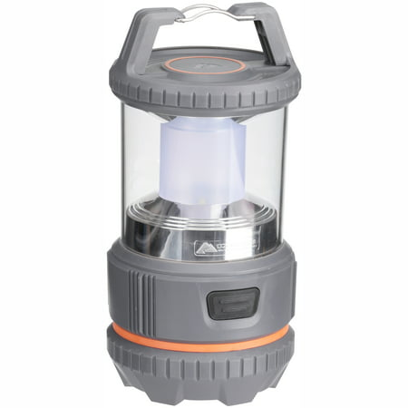 Fluorescent Camping Lantern (Ozark Trail Outdoor Equipment 400 Lumen LED Camping Lantern )