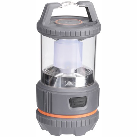 Battery Free Crank Lantern (Ozark Trail Outdoor Equipment 400 Lumen LED Camping)