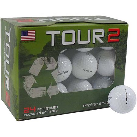 Value Mix Recycled   Used Golf Balls