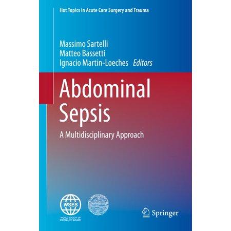 Abdominal Sepsis - eBook