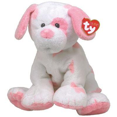 Ty Baby Pups Pink Dog Baby Pups Pink Dog Walmart Com