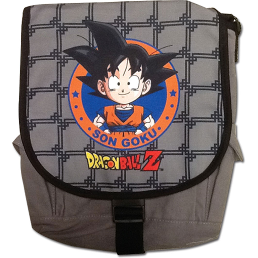 Dragon Ball Z Goku Anime Messenger Bag