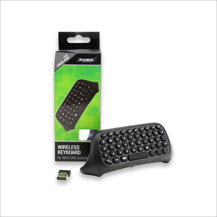 DOBE Xbox ONE Controller Keyboard Silicon Button Black