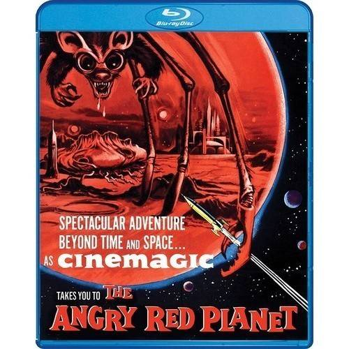 The Angry Red Planet (Blu-ray) CINBRSF17606