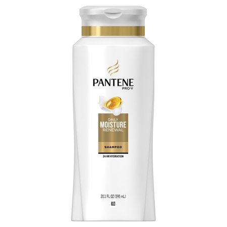 Pro Moisture - Pantene Pro-V Daily Moisture Renewal Shampoo, 20.1 fl oz