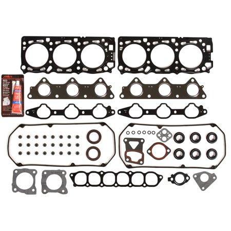 - Evergreen HS5016 Head Gasket Set Fits 95-98 Mitsubishi Montero Sport V6 3.0 SOHC 6G72