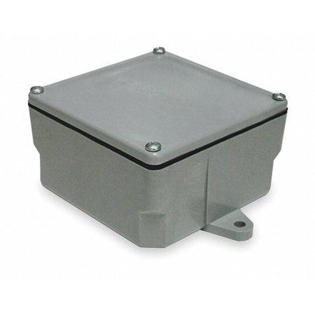 CANTEX 5133709 Electrical Box, PVC, 4.396