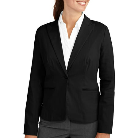 Tan Linen Blazer (Women's Millennium Suiting)