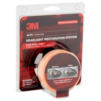 3M Auto Advanced Headlight Restoration System