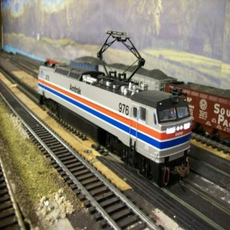 Bachmann E60cp Amtrak Phase Ii 976 Locomotive Ho Scale  Dcc On Board