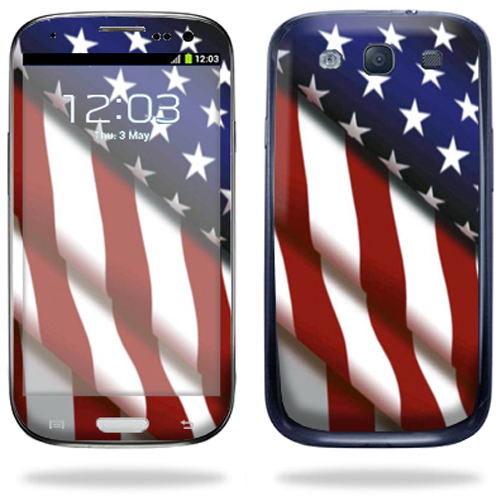 Mightyskins Protective Vinyl Skin Decal Cover for Samsung Galaxy S III S3 Cell Phone wrap sticker skins