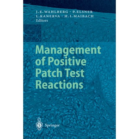 Management of Positive Patch Test Reactions -