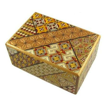 4 Sun 21 Steps - Japanese Puzzle Box ()