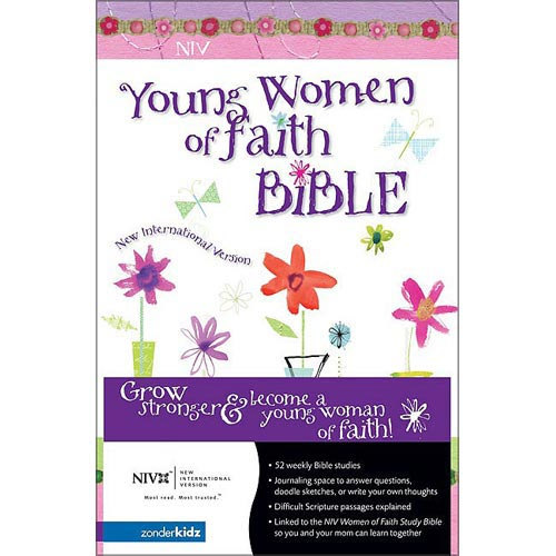 Young Women of Faith Bible-NIV