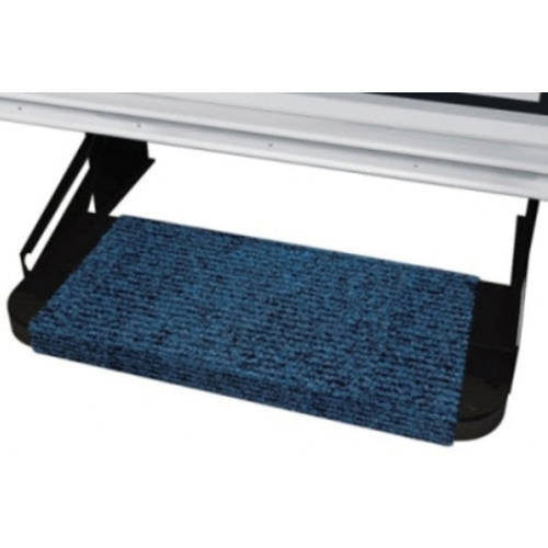 Prest-O-Fit 2-0311 Outrigger RV Step Rug Walnut Brown 18 In. Wide