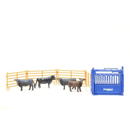 M&F Western 50420 Priefert Rodeo & Ranch Equipment Cattle Working Pen Set