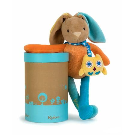 Kaloo Colors Musical Baby Doudou (Kaloo Doudou Rabbit)