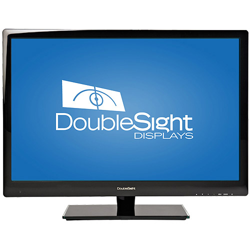 DoubleSight 30'' LCD Widescreen Monitor (DS-309W Black)